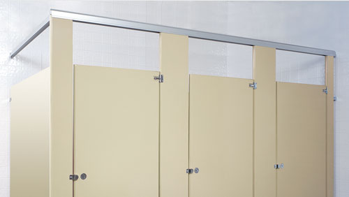 Bobrick Bathroom Partitions Property toilet partitions | american door & hardware